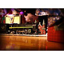 Holiday Dreams Photographic Print