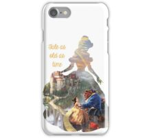 Tale as old as time - Belle mkII iPhone Case/Skin