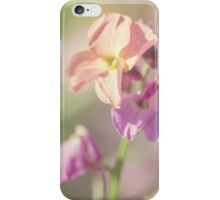 Enough happiness to make you sweet iPhone Case/Skin