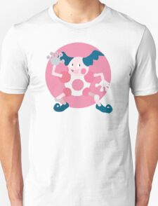 Mr. Mime - Basic Unisex T-Shirt