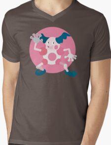Mr. Mime - Basic Mens V-Neck T-Shirt