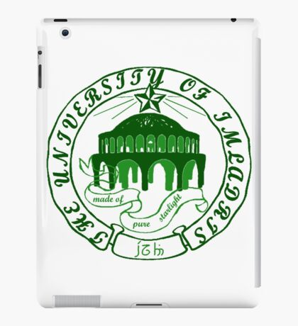 University of Mirkwood iPad Case/Skin