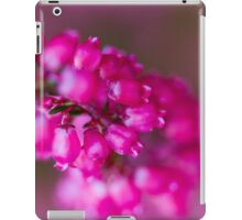 Briar in the garden iPad Case/Skin