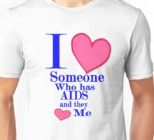 AIDS awareness shirt Special Tees for Special People Unisex T-Shirt
