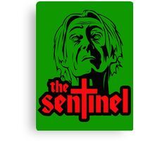 THE SENTINEL Canvas Print