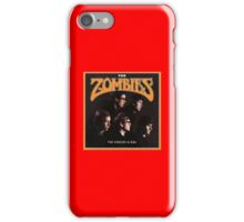 the zombies iPhone Case/Skin