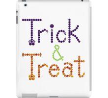 Trick and Treat iPad Case/Skin