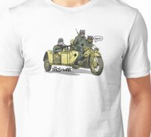 The Dogs of War: Zundapp ks750 Unisex T-Shirt