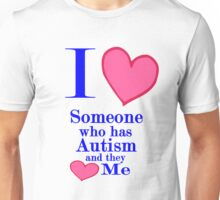 Autism awareness shirt kids adults Special tees for special people Unisex T-Shirt