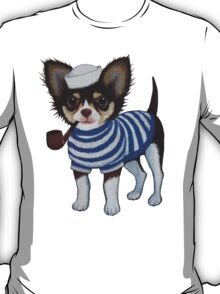Sailor Chihuahua T-Shirt