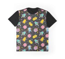 Monster Party Graphic T-Shirt