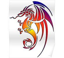Dragissous V1 dragon Poster