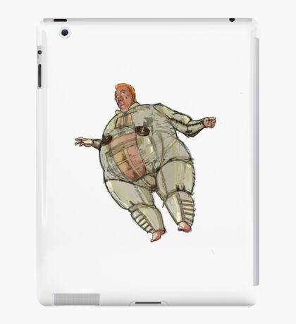 The Baron  DUNE iPad Case/Skin