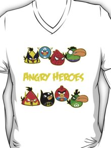 angry heroes T-Shirt