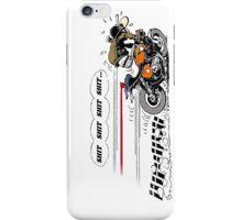 Brakes Stronger Camshaft iPhone Case/Skin