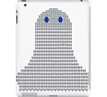 Blue-eyed Boo iPad Case/Skin