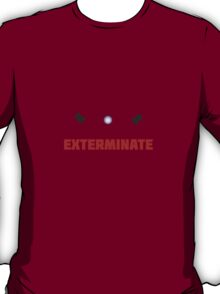 The Hibernation of the Daleks T-Shirt