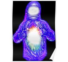cosmic inside Poster
