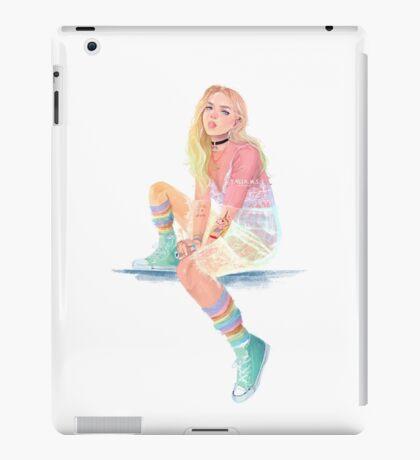 Lady Rainicorn iPad Case/Skin