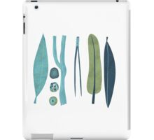 Sticks and Stones iPad Case/Skin