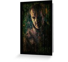 Stannis Baratheon Greeting Card