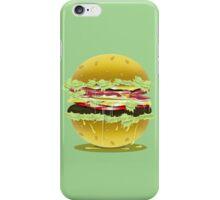 Hamburger Love iPhone Case/Skin
