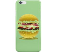 Hamburger Love iPhone Case/Skin