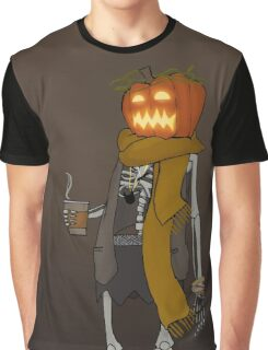 Pumpkin Spice Life Graphic T-Shirt