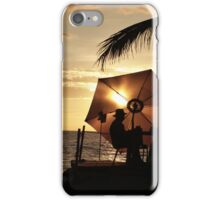another sunset - otra puesta del sol iPhone Case/Skin