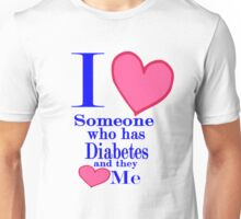 Diabetes awareness shirt special tees for special people Unisex T-Shirt