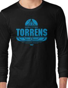 Torrens (blue) Long Sleeve T-Shirt