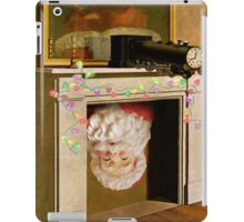 Time Transfixed for Santa Claus iPad Case/Skin