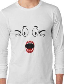 woowwwww Long Sleeve T-Shirt