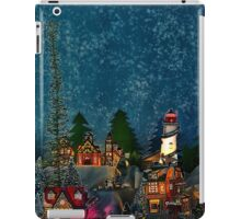 I wish you all Merry Christmas & Happy New Year! iPad Case/Skin