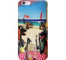 The Dolphin Shack iPhone Case/Skin