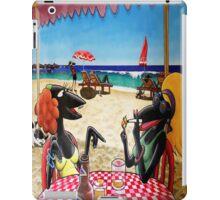 The Dolphin Shack iPad Case/Skin