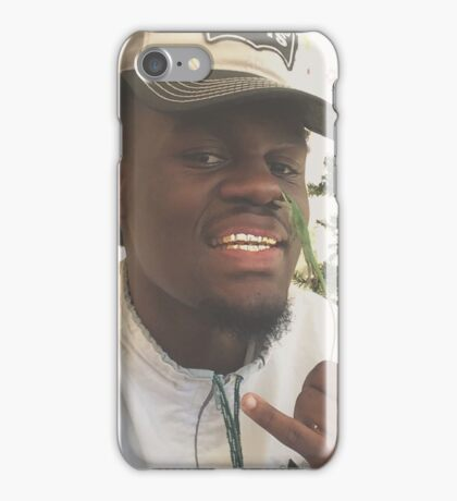 Ugly God Lizard Nose iPhone Case/Skin