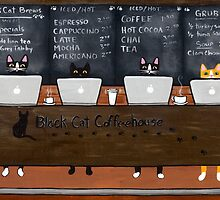 Black Cat Coffeehouse by Ryan Conners