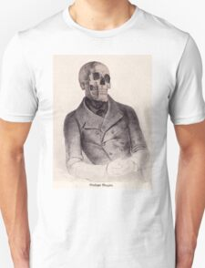 Skull Gentleman #1 T-Shirt