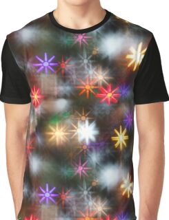 Starburst Lights - Lomography Daguerreotype Achromat Photograph Graphic T-Shirt
