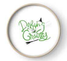 Defying Gravity Clock