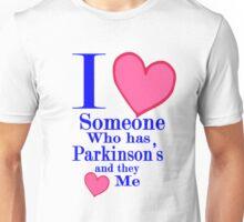 Parkinsons disease awareness shirt special tees special people Unisex T-Shirt
