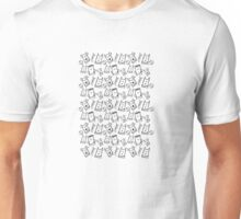 Cats and Dogs Unisex T-Shirt