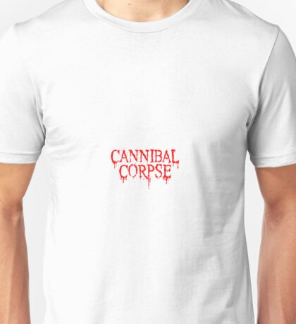 Cannibal Corpse Logo Unisex T-Shirt