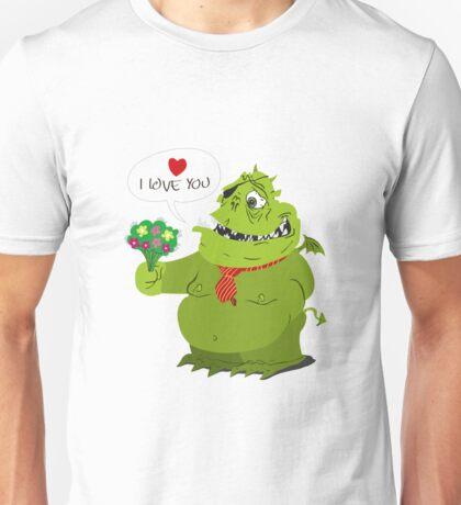 "Valentine´s Day ""Sweet Monster"" Unisex T-Shirt"