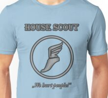 Team BLU - House Scout Unisex T-Shirt