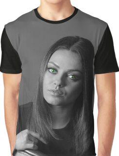 Mrs. Kunis Graphic T-Shirt