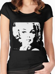 MM 132 sw Women's Fitted Scoop T-Shirt