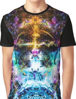 The Center Of Imagination Graphic T-Shirt