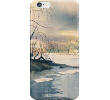 Meltwater - Skipwith Common iPhone Case/Skin